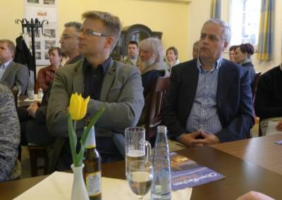 Vortrag Herr Eppmann - Besucher