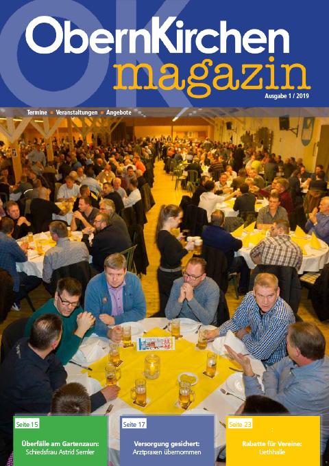 Obernkirchen Magazin Ausgabe 2 2017