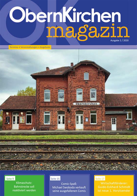 Obernkirchen Magazin 2 2020